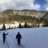 【安全第一】冬の雪山をちょろっと散策してきました。